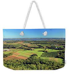 Annapolis Valley Nova Scotia Canada Weekender Tote Bag
