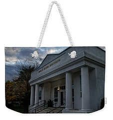 Anne G Basker Auditorium In Grants Pass Weekender Tote Bag