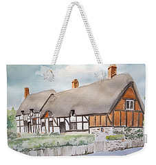 Anne Hathaway's Cottage Weekender Tote Bag