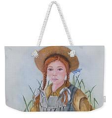 Anne Of Green Gables Weekender Tote Bag