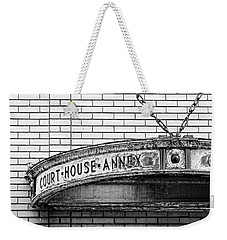 Annex Weekender Tote Bag
