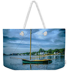 Annie, Mystic Seaport Museum Weekender Tote Bag