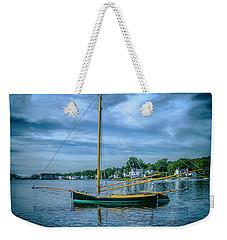 Annie, Mystic Seaport Museum Weekender Tote Bag