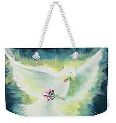 Anointed Weekender Tote Bag