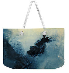 Anomaly Weekender Tote Bag by Mary Kay Holladay