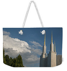Another Beautiful Day Weekender Tote Bag