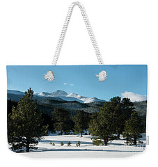 Another Beautiful Day In Rocky Mountain National Park - 0612 Weekender Tote Bag
