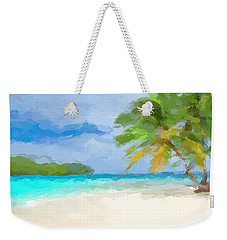 Another Day In Paradise  Weekender Tote Bag