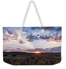 Another Day Weekender Tote Bag