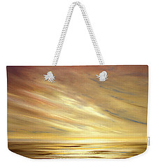 Another Golden Sunset Weekender Tote Bag