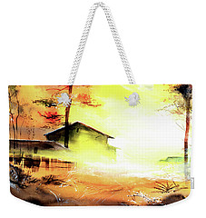 Another Good Morning Weekender Tote Bag
