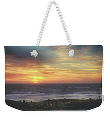 Another Goodbye Weekender Tote Bag by Laurie Search