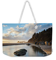 Another Moonstone Sunset Weekender Tote Bag