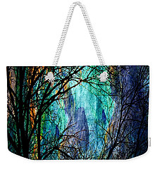 Another Night In The Canyon Weekender Tote Bag