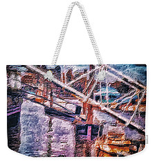 Another Picture For A Dentist Waiting Room Weekender Tote Bag