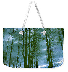 Another Place And Time Weekender Tote Bag