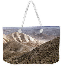 Another View From Masada Weekender Tote Bag