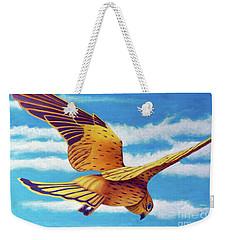 Another Way Weekender Tote Bag