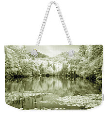 Weekender Tote Bag featuring the photograph Another World by Alex Grichenko