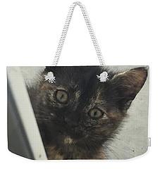 Answer The Door Weekender Tote Bag