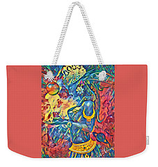 Answering The Call Weekender Tote Bag
