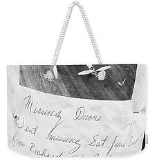 Answers To Buzzie Weekender Tote Bag by Joe Jake Pratt