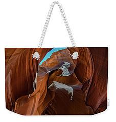 Antelope Canyon 16 Weekender Tote Bag