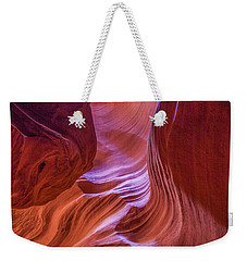Antelope Canyon Beauty Weekender Tote Bag