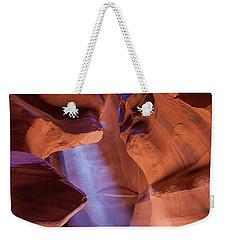 Antelope Lightshaft I Weekender Tote Bag