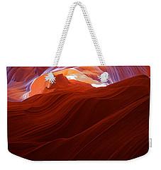 Antelope View Weekender Tote Bag by Jonathan Davison