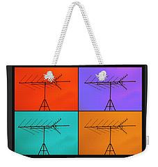 Antenna Pop 1 Weekender Tote Bag