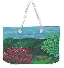 Anticipation Weekender Tote Bag