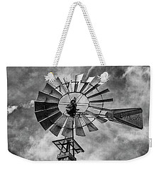 Weekender Tote Bag featuring the photograph Anticipation by Stephen Stookey