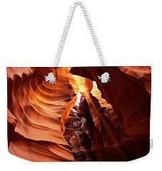 Antilope Canyon Weekender Tote Bag
