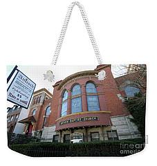 Antioch Baptist Church Weekender Tote Bag
