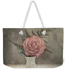 Antiquated Romance Weekender Tote Bag