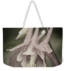 Antique Columbine - D010096 Weekender Tote Bag