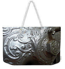 Antique Radiator Close-up Weekender Tote Bag