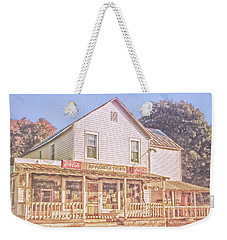 Antique Store, Colonial Beach Virginia Weekender Tote Bag