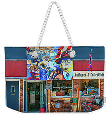 Antiques And Collectibles Weekender Tote Bag