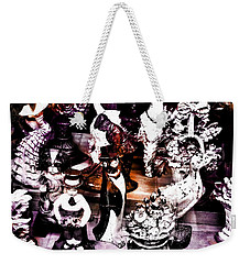 Antiquing  Weekender Tote Bag by JAMART Photography