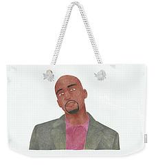 Antwon Tanner Weekender Tote Bag