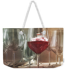 Any Port In A Storm Weekender Tote Bag