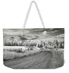 Any Road Can Take You There Weekender Tote Bag by John Rivera