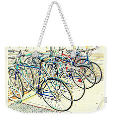 Anyone For A Ride? Weekender Tote Bag