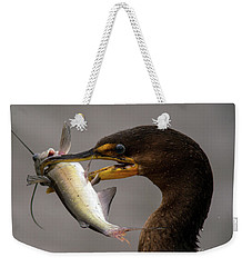 Anyone For Catfish? Weekender Tote Bag