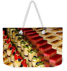 Anyone For Dessert... Weekender Tote Bag