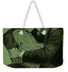 Anyway You Want Me Weekender Tote Bag