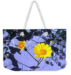 Anza Flower Weekender Tote Bag