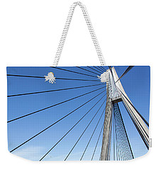 Anzac Bridge Weekender Tote Bag